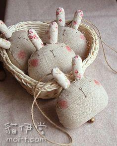 Fruta loco - bollos conejo arpillera [61804] a partir de gato Iglesia iraquí