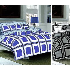 Symbolic art deco #duvet quilt cover - #geometric stripe #bedding,  View more on the LINK: 	http://www.zeppy.io/product/gb/2/400808583420/