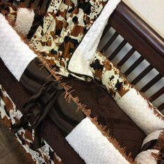 Rustic Baby Nurseries, Custom Baby Bedding, Boppy Cover, Crib Blanket, Crib Sets, Baby Makes, Nursery Themes, Baby Kids, Baby Baby
