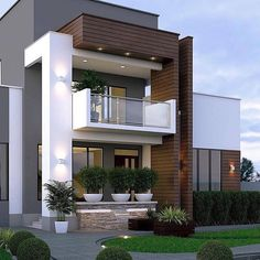 entrada fachada 13 best of modern house designs 00005 How To Build With Cobb eco building,cobb build Modern Exterior House Designs, Modern Architecture House, Modern House Design, Modern House Plans, Exterior Design, Architecture Design, Amazing Architecture, Facade Design, Architect Design House