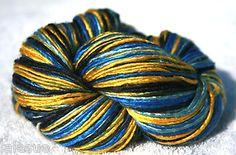 Duke silk yarn