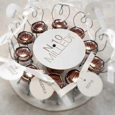 Details of us: DIY Tableau mariage: da gabbiette metalliche a seggioline thonet