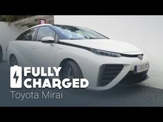 Toyota Mirai HFC | Fully Charged - YouTube