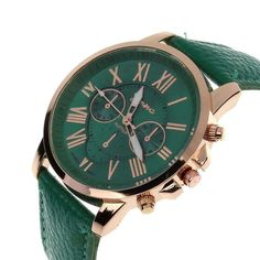 Willby Fashion Geneva Roman Numerals Faux Leather Analog Quartz Women Wrist Watch Relogio Feminino 161212 Drop Shipping