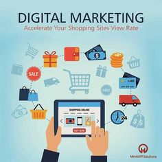 Catch up with the fast pacing consumers and stay in competition league with exponential Digital marketing Services offered by Mindcliff. We move from numbers keeping scores to numbers driving better action. Visit #internetmarketing #
