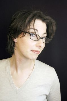 Sue Perkins - comedienne, presenter and pun-mistress extraordinaire.