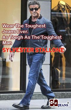 The Tough Jeans. Make for you only. Design for you only. Be with http://www.sqjeans.com