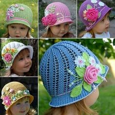 So pretty hats