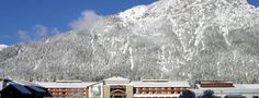 Edelweiss Lodge and Resort - place to stay in the Alps while we ski, climb the zugspitze and visit some castles.
