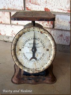 rusty scales                              ****
