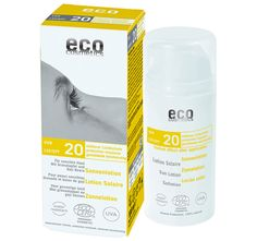 Eco Cosmetics – Sonnenschutz