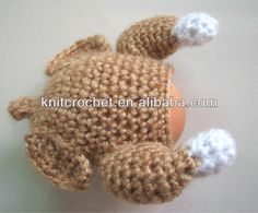 Billedresultat for crochet egg warmers