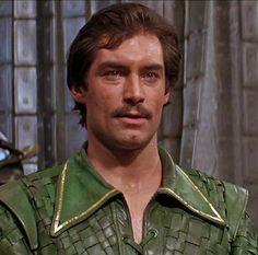 Timothy Dalton as Prince Barin  - Flash Gordon 1980