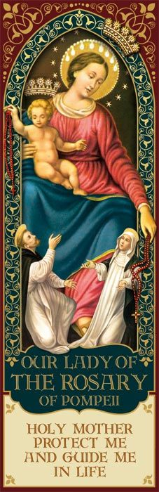 Yes, I love Our Lady the Rosary! Did you know you can receive an indulgence today? Check it out! https://www.ewtn.com/library/PRAYER/CONFRA.TXT #SaintOfTheDay