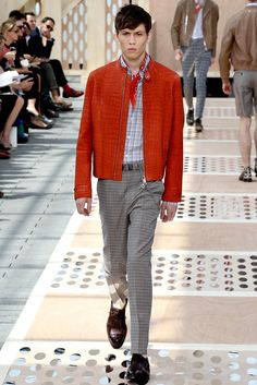 SPRING 2014 MENSWEAR Louis Vuitton