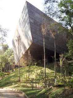 Inhotim, Minas Gerais state, Brazil