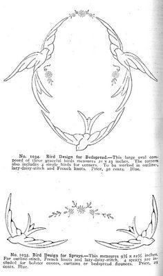 1034 McCalls embroidery catalog 1923, via Flickr.