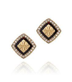 tory burch earrings $78