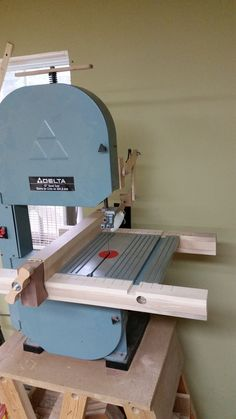 Band Saw Fence