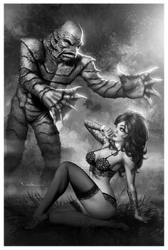 movie monster rape