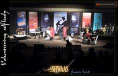 Shwaas Performs at SAM
