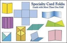 Charts with sample measurements follow most of the card types covered, so you can easily create specialty cards of various sizes. 72 half-sized pages designed to view.