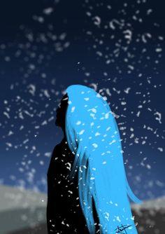 La neige… 30min.