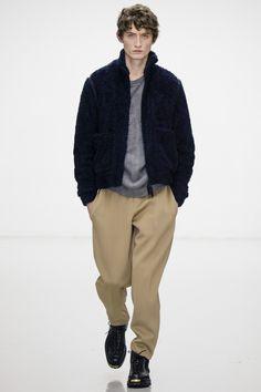 Lou Dalton - Autumn/Winter 2016-17 Menswear London Fashion Week