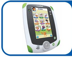 LeapPad - my daughter's favorite toy!