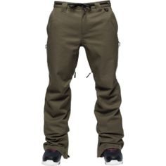 L1 Slim Chino Pant - Men's  #pants #sport #snowboardpants #snowboarding #gear | SHOP @ OutdoorSporting.com Mens Snowboard Pants, Ski Pants, Snow Gear, Slim Chinos, Snowboarding Outfit, Hiking Gear, Outdoor Gear, Skiing, Sweatpants