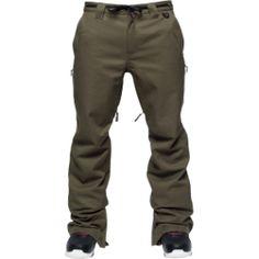 L1 Slim Chino Pant - Men's Snowboard Pants SHOP @ OutdoorSporting.com Mens Snowboard Pants, Ski Pants, Snow Gear, Slim Chinos, Snowboarding Outfit, Hiking Gear, Outdoor Gear, Skiing, Sweatpants