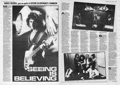 Rainbow Sounds 4 December 1982.