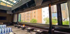 Gallery | Restaurants/Retail Folding, Swing & Multi-Slide Doors | LaCantina Doors