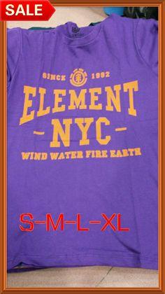 Free shipping purple/blue/gray/black 82 style Fashion Male T-shirts,Men's summer cotton clothing tops Men brand element t shirt $18.69