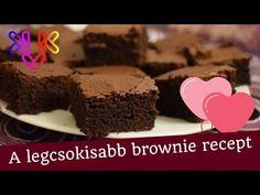 Brownies, Youtube, Food, Cake Brownies, Essen, Meals, Youtubers, Yemek, Youtube Movies