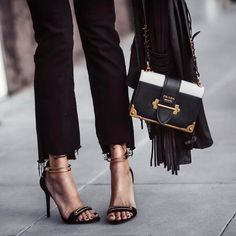 "Erica Hoida • FashionedChic (@fashionedchicstyling) on Instagram: ""Going for the gold ⚡️ || details on FashionedChic.com/DailyDetails"""