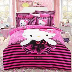 Cute Hello Kitty Bedrooms