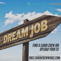 FANTASTIC service on our website to view our LIVE JOBS BOARD, currently showing 53 Cabin Crew positions! You can even upload your CV on here too. Check it out now. Website link on photo. Cabin Crew Jobs, Crew Hair, Flight Attendant Life, Guest Cabin, Website Link, Dreaming Of You, Real Life, Wings, Advice