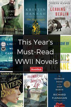 10 World War II Novels We Love