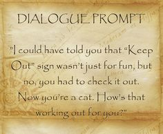#writingprompt