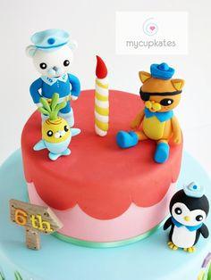 MyCupKates - Cakes, Cupcakes & Cookies: OCTONAUTS CAKE