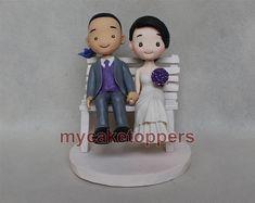 wedding cake topper funny wedding cake by dealeasynet on Etsy