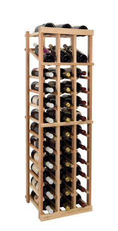 Vintner Series 36 Bottle Floor Wine Rack