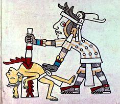 Aztec Human Sacrifice - Bing images