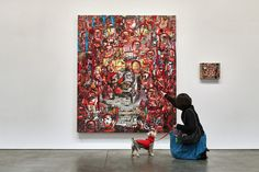 This is America's first art show just for dogs http://lnk.al/4mcg #artnews
