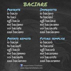 "Impariamo l'italiano! on Instagram: ""⭐ Impariamo i verbi irregolari! ⭐ . . . . @welearnitalian 😀 . . . . 📌 #impariamoitaliano #learnitalian #learningitalian #linguaitaliana…"""