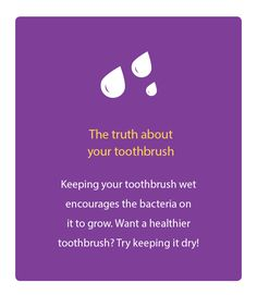 Tooth brushes hang around hot and humid bathrooms collecting germs (microorganisms) daily. Your toothbrush looks innocent enough sitting on your bathroom sink. #x-ray units