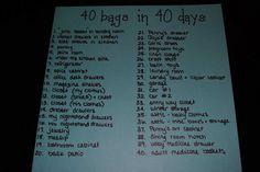 sugartotdesigns: 40 Bags In 40 Days