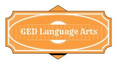 GED Language Arts Study Guide