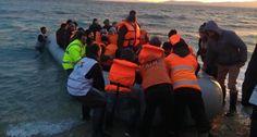 La guardia costera helena los acusa de tráfico ilegal de personas, según sus compañeros. Otro español, arrestado en la isla de Quíos por  posible espionaje